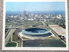 1966 ATLANTA-FULTON COUNTY STADIUM Braves Baseball Stadium LARGE COLOR PRINT  1