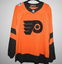 Authentic Adidas NHL Philadelphia Flyers Stadium Series Hockey Jersey New 54 XL