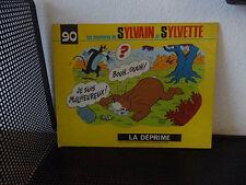 JAN24 ---- SYLVAIN SYLVETTE format à l'italienne  n° 90