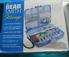 The BeadSmith Craft Storage container