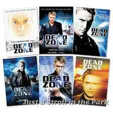 The Dead Zone Complete TV Series Seasons 1 2 3 4 5 6 Boxed / DVD Set(s) NEW!