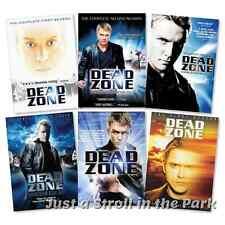 Dead Zone: Complete Stephen King TV Series Seasons 1 2 3 4 5 6 Box/DVD Set(s)