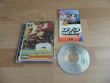 MADONNA - MUSIC (RARE 2 GERMAN TRACK DVD SINGLE FEATURING ALI G - SPECIAL CASE)