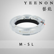 YEENON Leica M lens to Leica SL / T camera adapter