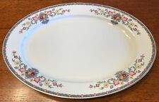Community China King Cedric Oval Platter 14 Inches Bavaria