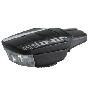 Moon Mizar Front Bike Cycle 100 Lumens Water Resistant Light USB Rechargeable