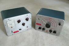 NO RESERVE WORKING NICE NATIONAL RADIO INSTITUTE NRI CONAR 400 TRANSMITTER  AT1