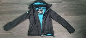 womens/girls clothes superdry windcheater jacket used twice size XS