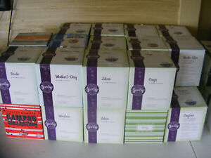 Scentsy Fullsize Warmers, Many old and discontinued Varieties