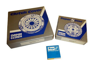 Clutch Kit Honda Civic AW & City VF 1984-1986 HCK6798