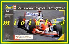 1/24 - TOYOTA PANASONIC TF102 - REVELL - [ Kit di montaggio - Assembly kit ]
