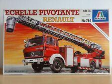 Italeri No 784 - Renault G210 Turbo Feuerwehr DLK