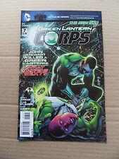 Green Lantern Corps 7 . DC 2012 - FN / VF