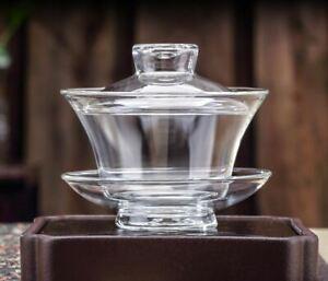 Chinese Traditional 3 Piece Tea Cup Tea Maker Retro Design Tea Cup 150ml