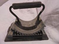 Antique 19th Century Geneva Hand Fluter or Crimping Iron Patent Date 1866