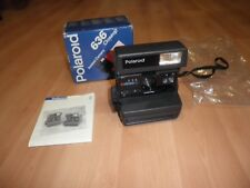 Polaroid 636 Closeup con caja y Funcionando perfectamente