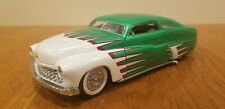 Hot Wheels Collectors Legends - 1:24 Scale '49 Mercury Green & White Pearl Paint