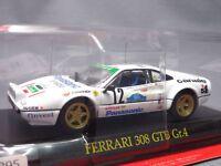 Ferrari Collection 308 GTB Gr.4 1/43 Scale Box Mini Car Display Diecast vol 58