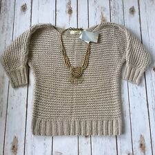 New Urban Outfitters Staring at Stars Sweater Pullover Top XS 0 Chunky Knit