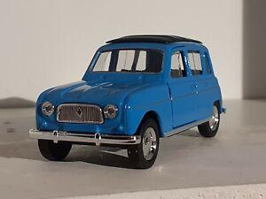 1/32 ~ 1/34    Renault 4L      Neuve