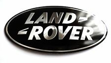 LAND ROVER BADGE EMBLEM FRONT/REAR FREELANDER EVOQUE DEFENDER RANGE ROVER VOGUE