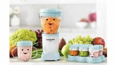 NutriBullet Baby Food Prep Care System - Blue - Free Shipping - NEW