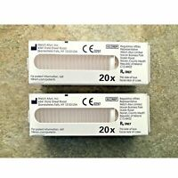 Braun Thermoscan Probe Covers Welch Allyn Hillrom Ear Thermometer 20-200 Caps UK