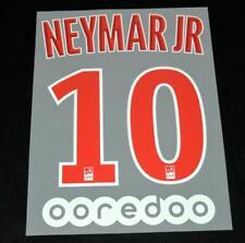 Paris st germain Neymar JR 10 Football Name/Name Set Kit 2018/19 Home