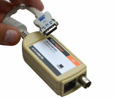 3COM 3C-PC-COMBO-CBL KABEL ADAPTER PCMCIA BNC RJ-45 07-0385-000 f.LAN CARD #V111