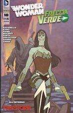 WONDER WOMAN FRECCIA VERDE VOLUME 10 EDIZIONE LION