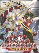 Yu-Gi-Oh! Yuya - Saber Force 1st Edition Starter Deck