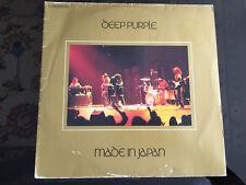 Deep Purple  Made In Japan 2LP