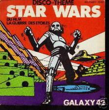 BOF STAR WARS 45 TOURS BELGIQUE GALAXY 42