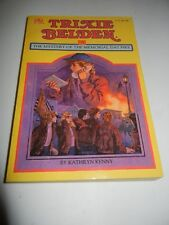 VintagTrixie Belden THE MYSTERY OF THE  MEMORIAL DAY FIRE Katherine Kenny PB #35