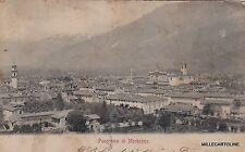 # MORBEGNO: PANORAMA  1901