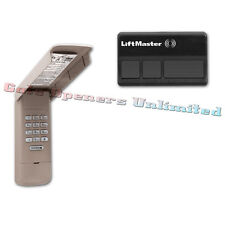 Liftmaster ACKIT 315Mhz Access Value Pack (1) 373LM Remotes & (1) 877Max Keypad