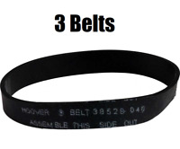Hoover 38528-027 Elite Belt 38528-040 3 pack GENUINE