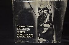 The Rolling Stones-December's Children (and Everybody's) MINTY LP LL 3451 Mono
