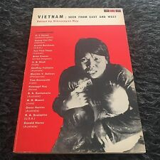 SIBNARAYAN RAY. VIETNAM: SEEN FROM EAST TO WEST. 1966