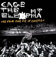 Cage the Elephant DVD Live from the Vic in Chicago rock roll film show