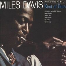 MILES DAVIS - KIND OF BLUE [REMASTER] NEW CD