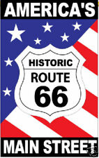 Route 66 Historic Route 66 House Flag 15042-Tg