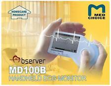 Móvil ECG electrocardiograma corazón dispositivo ECG Islas Heard observer cardio accesorios! nuevo!