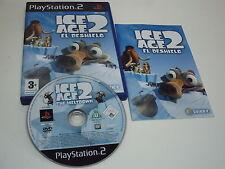 ICE AGE 2 EL DESHIELO  .PAL ESPAÑA ..Envio Gratis y Certificado ..Paypal