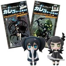 Black Rock Shooter: Curry & Charm Set Brsver./ Dmver. 2 Piece