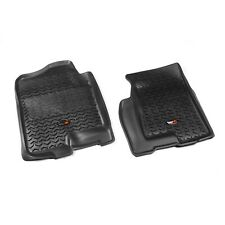 Rugged Ridge Front Floor Mats CHEVY GMC 1500 (99-06) 2500HD 3500 (01-06) Black