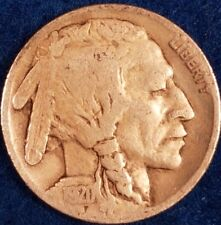 1920 Buffalo Nickel ID #19-2