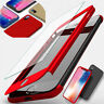 360° Full Cover Hybrid Case + Tempered Glass For iPhone XS Max XR X 8 8 Plus SP