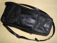 Braun Nizo Professional, Original-Transporttasche in Nappaleder, wie neu!