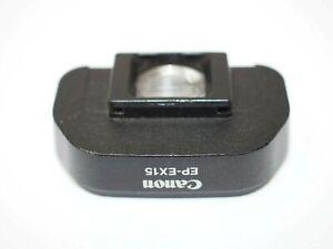 Canon EP-EX15 Eyepiece Extender for Canon EOS Cameras